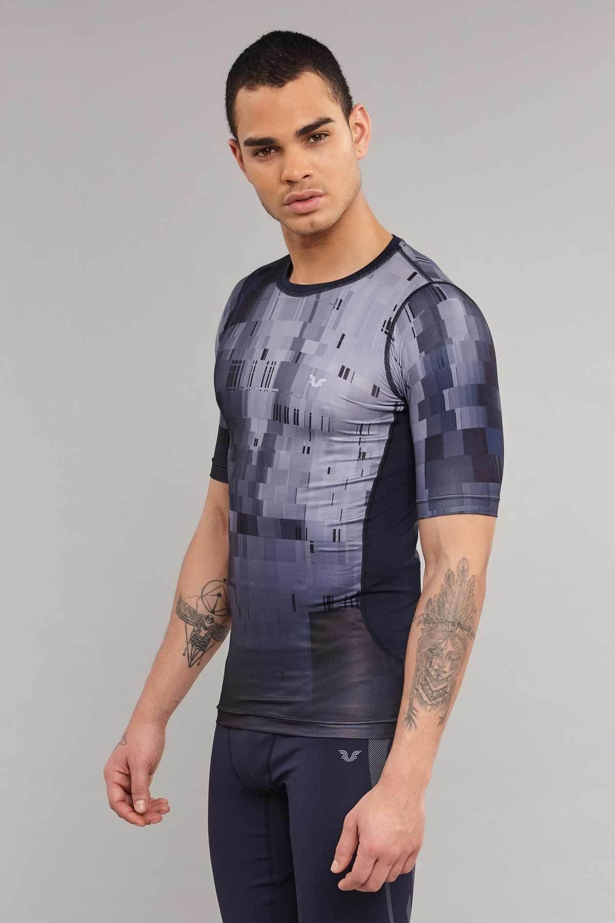 bilcee Pamuklu Erkek T-Shirt EW-6130 2