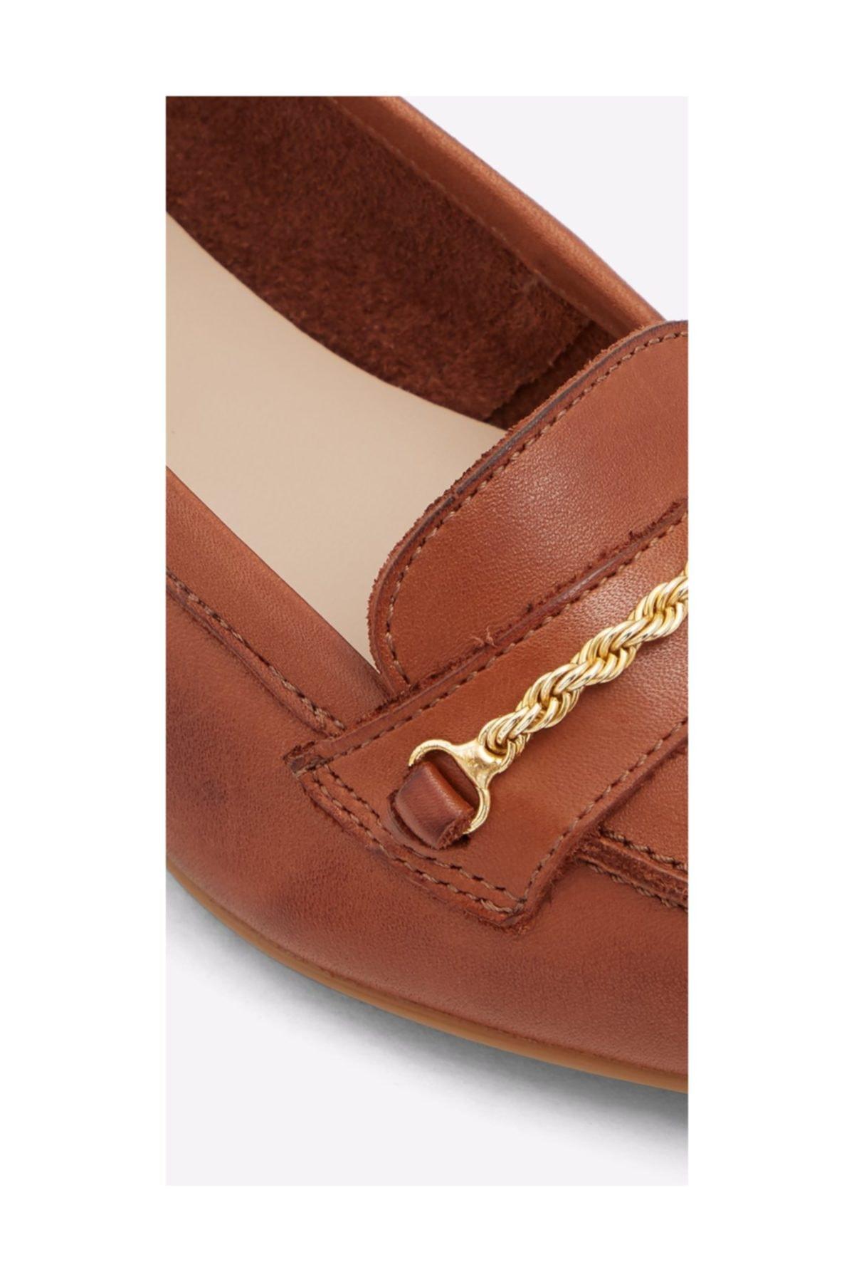 Aldo Kadın Taba Loafer Ayakkabı 2