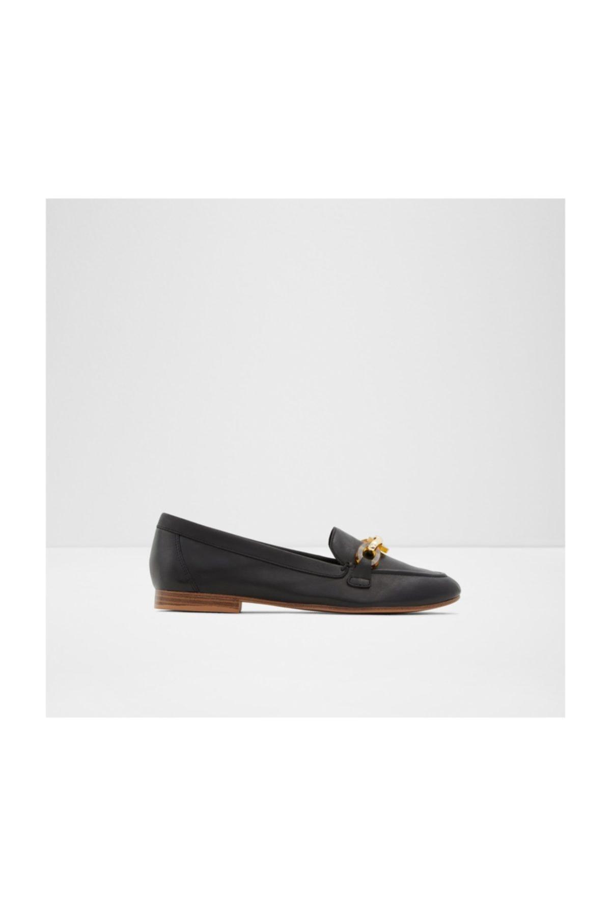 Aldo Kadın Siyah Loafer Ayakkabı 1