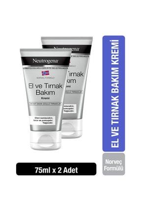Neutrogena Norveç Formülü El & Tırnak Bakım Kremi 75 ml  x 2
