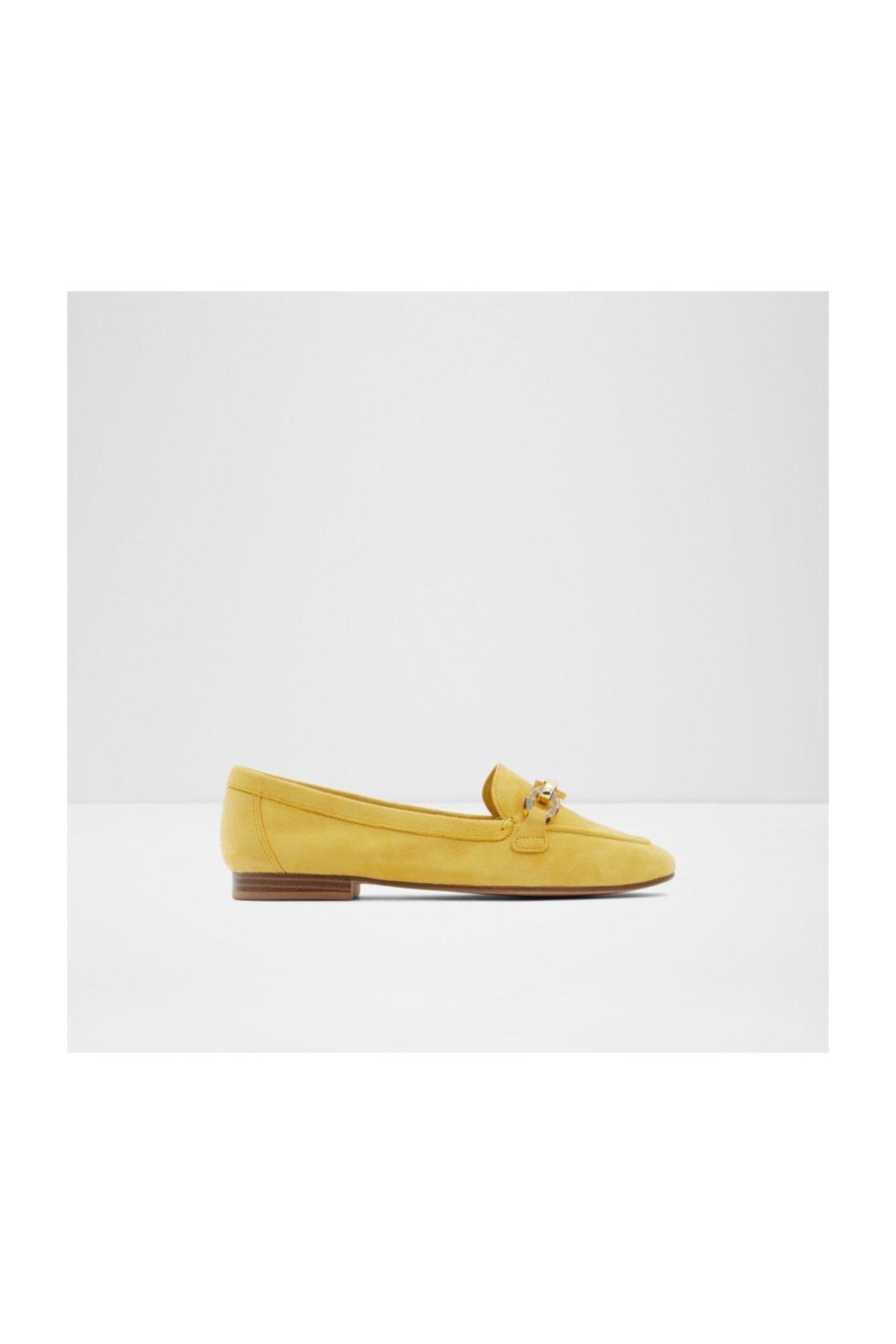 Aldo Gwaulıth - Sarı Kadın Loafer 1