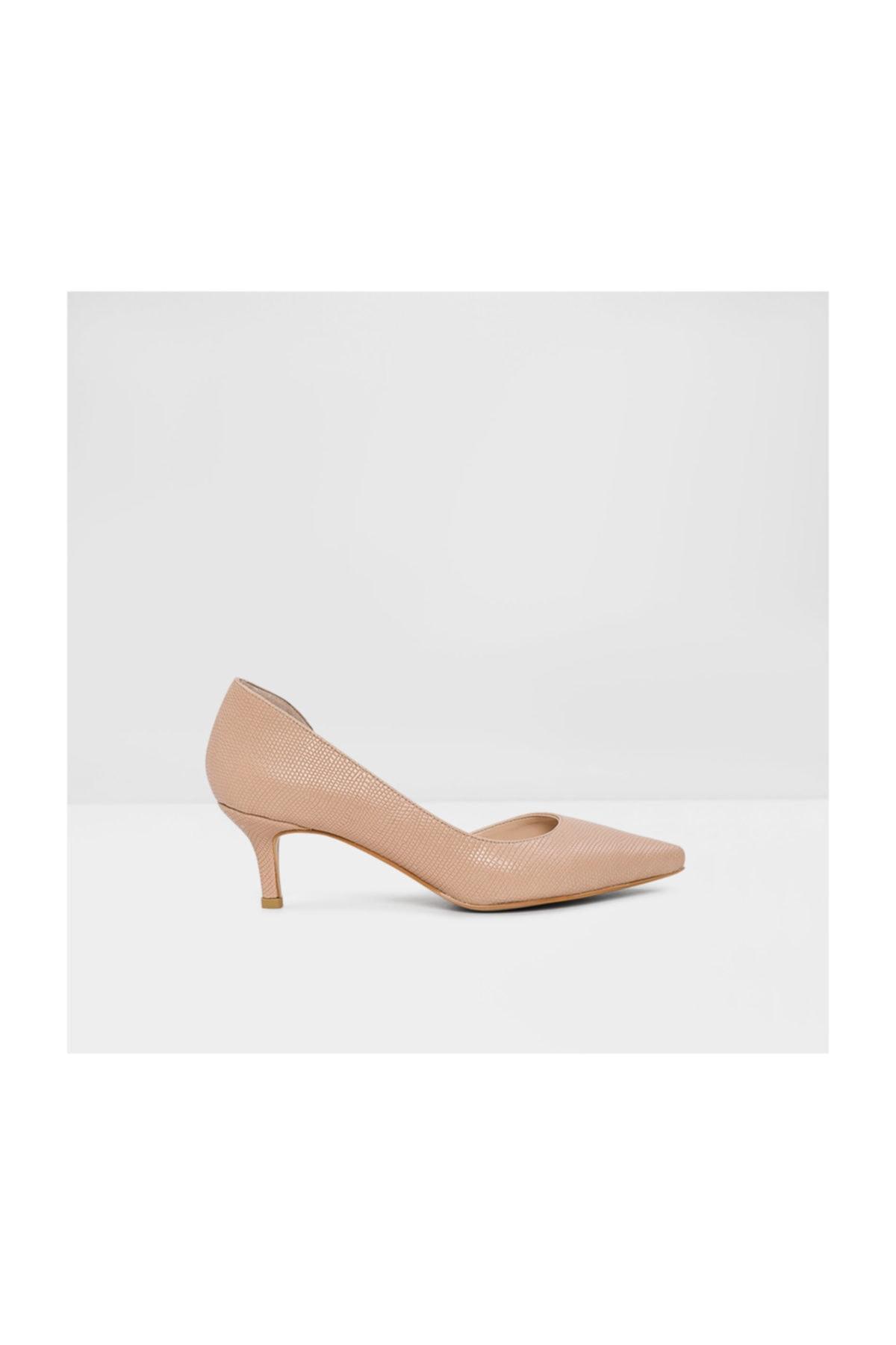 Aldo Nyderındra-tr - Bej Kadın Topuklu Ayakkabı 1
