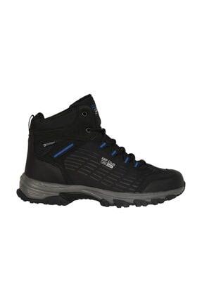 MP 192-8003 Siyah Soft Shell Kışlık Erkek Kar Botu Ayakkabı