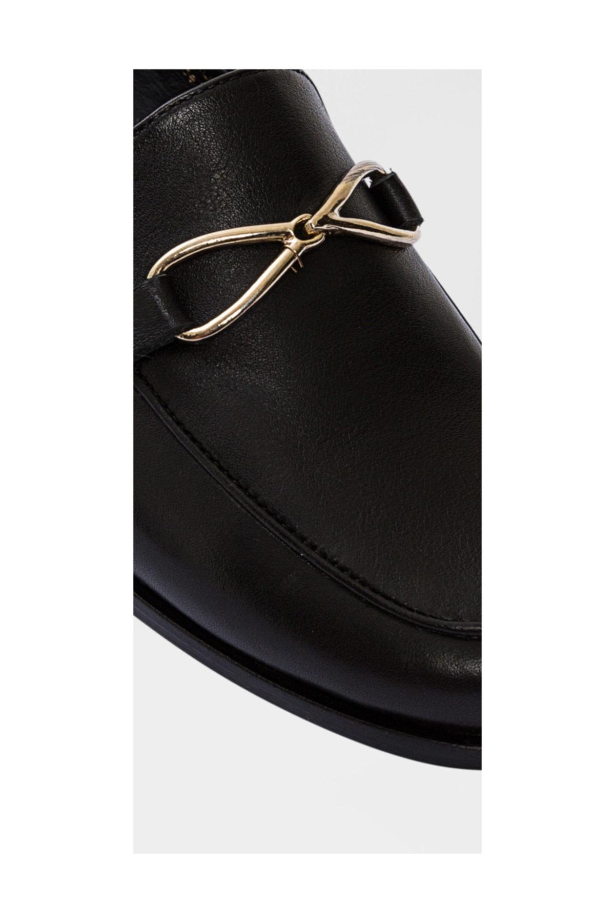 Aldo Kadın Siyah Loafer Ayakkabı 2