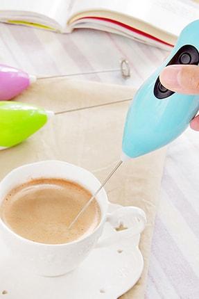 Dolce Casa Kahve Ve Süt Köpürtücü Pilli Karıştırıcı