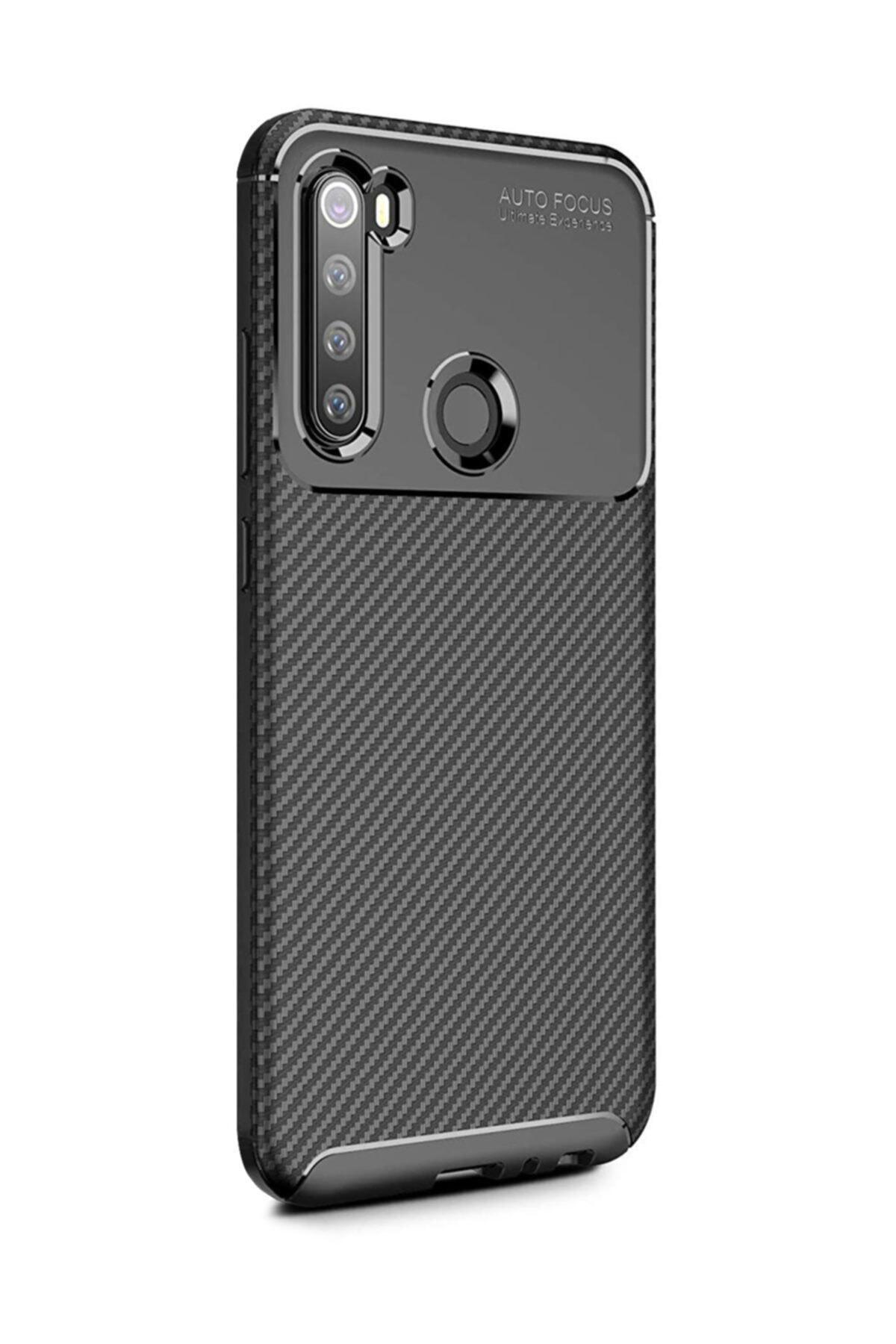 Microsonic Redmi Note 8 Kılıf, Microsonic Legion Series Siyah 2