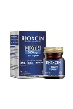 Bioxcin Biotin 5000mcg 60 Tablet