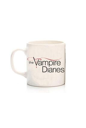 Köstebek The Vampire Diaries Logo Kupa