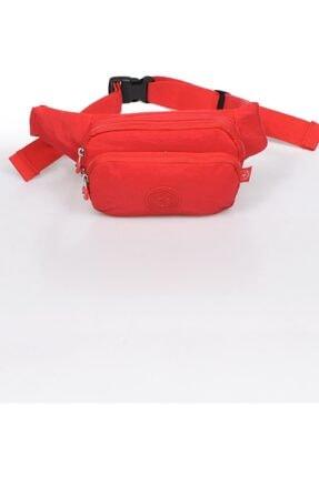 SMART BAGS Kırmızı Kadın  Bel Çantası Smb1154