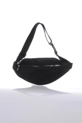 SMART BAGS Siyah Kadın  Bel Çantası Smb3030