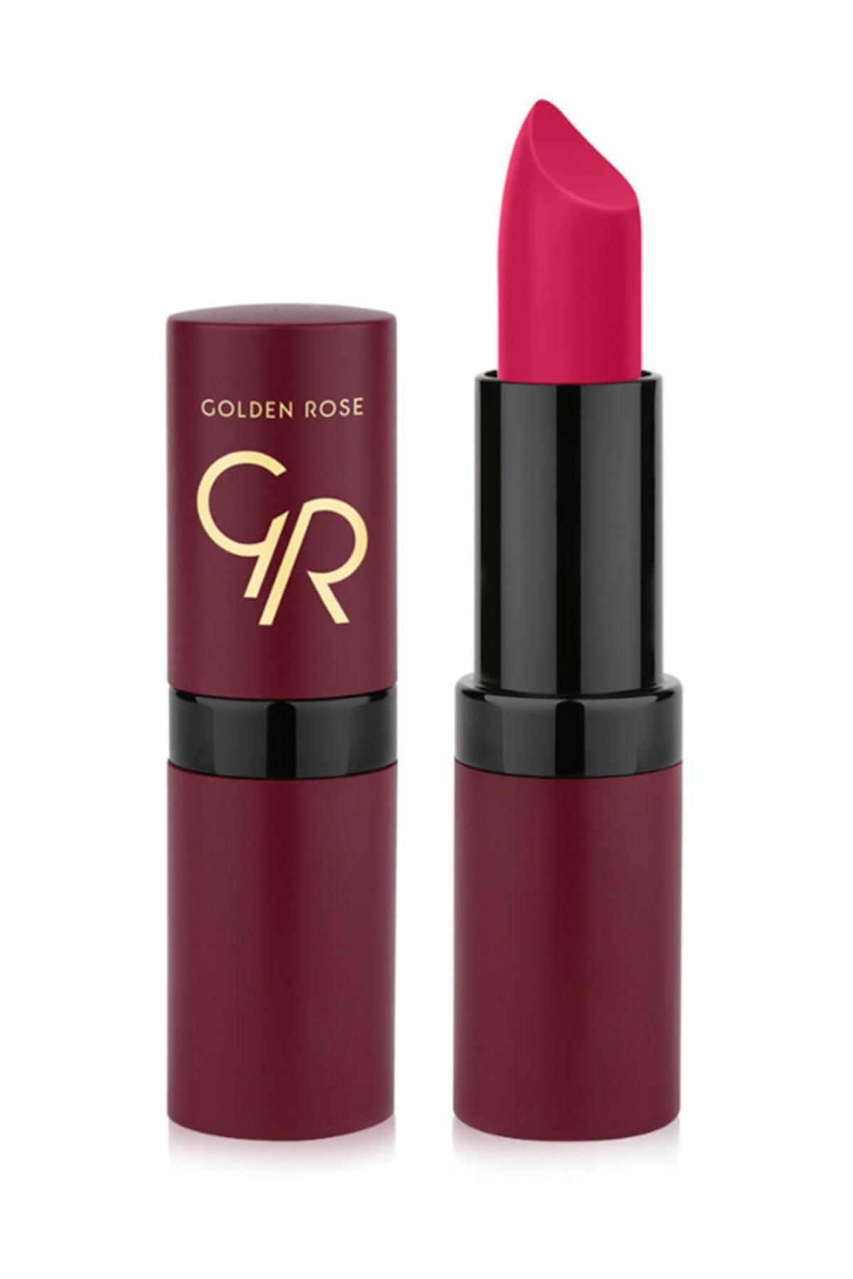 Golden Rose Mat Ruj - Velvet Matte Lipstick No: 17 8691190466176 1