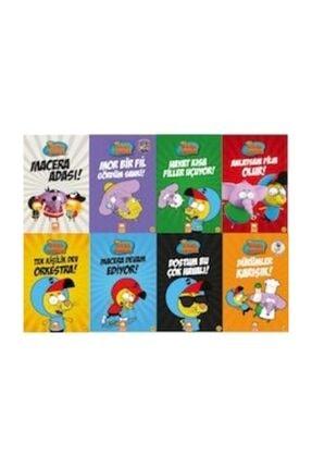 Eksik Parça Çocuk Yayınları Kral Şakir Kitap Seti 8 Li 1-8 Kitap Ciltli