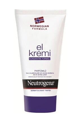 Neutrogena Kuru & Çatlamış Eller İçin Parfümlü El Kremi 75 ml