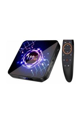 Transpeed H9 X3 Android 9.0 8k 4k Tv Box 4gb Ram 32gb Rom + Akıllı Kumanda G10