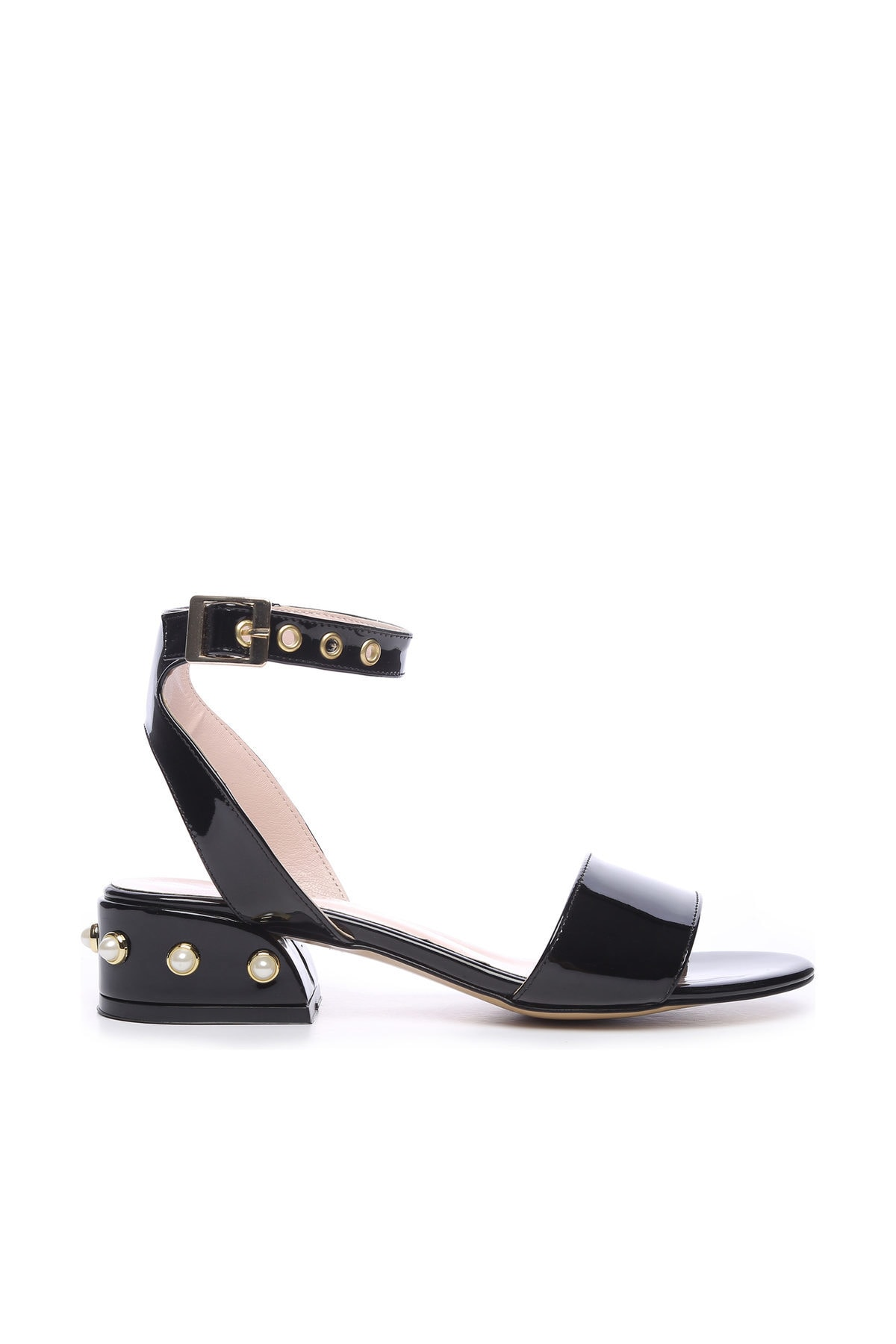 KEMAL TANCA Siyah Kadın Ayakkabı 652 1830-2 BN AYK 1