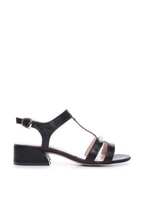 KEMAL TANCA Siyah Kadın Ayakkabı 652 1871-1 BN AYK