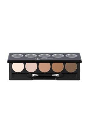 Flormar Far Paleti - Color Palette Eye Shadow 07 Nude Dudes 8690604145744