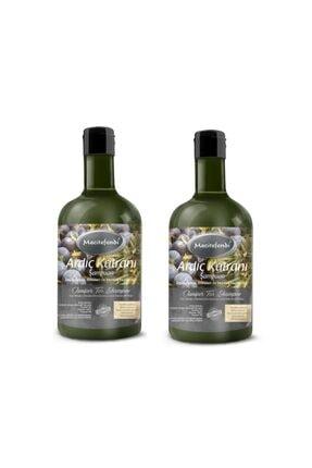 Mecitefendi 2 Adet Ardıç Katranı Şampuanı 2x400 Ml