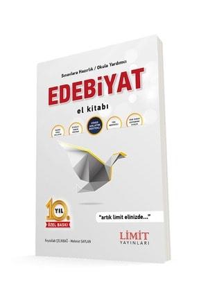 Limit Yayınları Sınavlarına Hazırlık Edebiyat El Kitabı