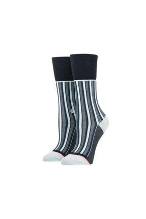 Stance Kadın Soket Çorap Reserve Stripe Up