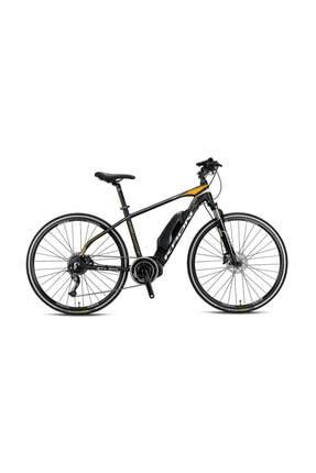 Kron Etx 500 Siyah Turuncu Elektrikli Bisiklet - Şehir Ve Tur 18 Inc