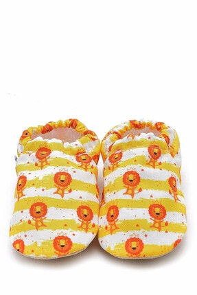 First Step King Lion Slipper F-824