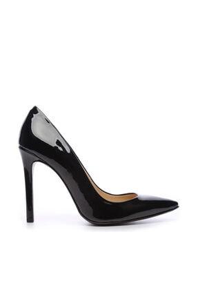 KEMAL TANCA Siyah Kadın Vegan Klasik Topuklu Ayakkabı 22 51191 BN AYK Y19