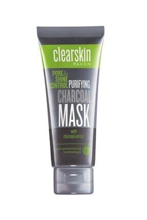 AVON Clearskin Kömür İçeren Maske 75 ml
