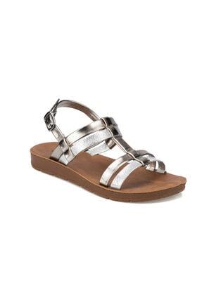 Polaris 91.313612DZ Gümüş Kadın Sandalet 100375646