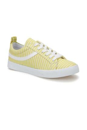 ART BELLA CS19041 Sarı Kadın Sneaker Ayakkabı 100382618