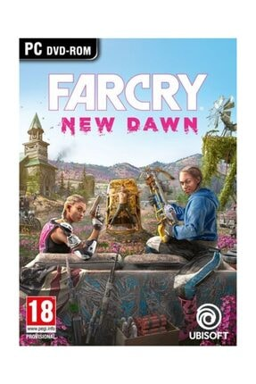 Ubisoft Pc Far Cry New Dawn