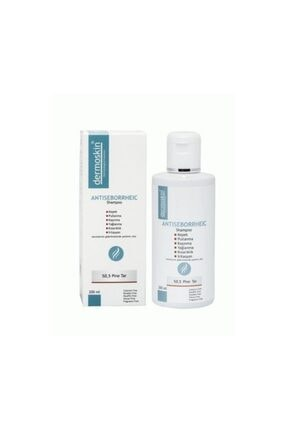 Dermoskin Antiseborrheic Shampoo 200 ml 8697796000936