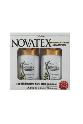 Nova Tex Saç Dökülmesine Karşı Defne Özlü Şampuan 2 x400 ml