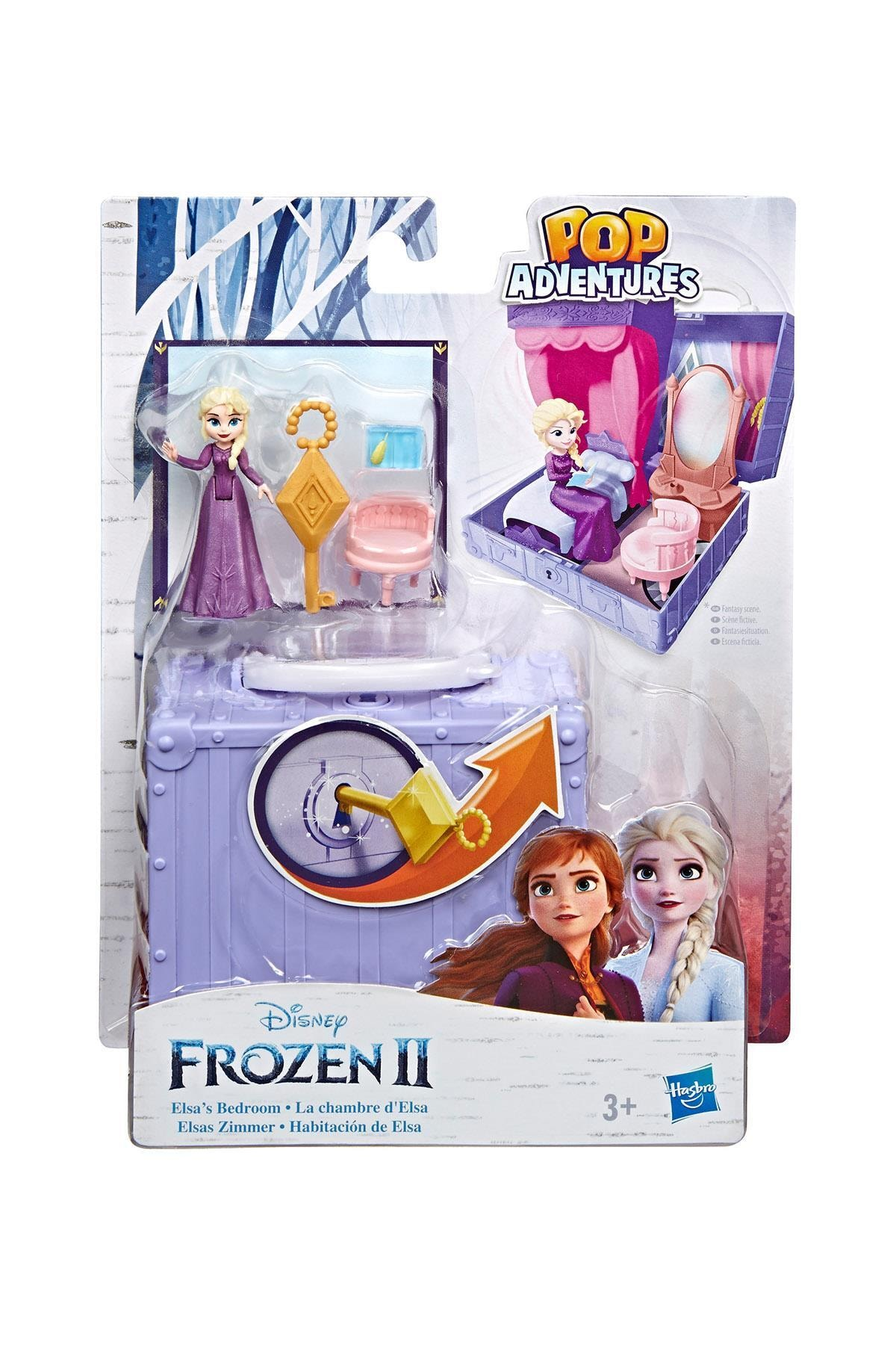 Frozen Disney Frozen 2 Pop Adventures Elsa'nın Odası Oyun Seti