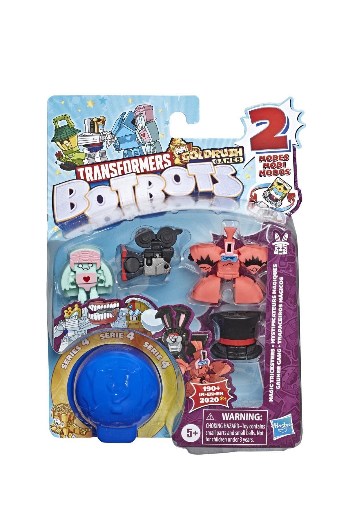 transformers Botbots 5'li Paket - Sihirbazlar Ekibi