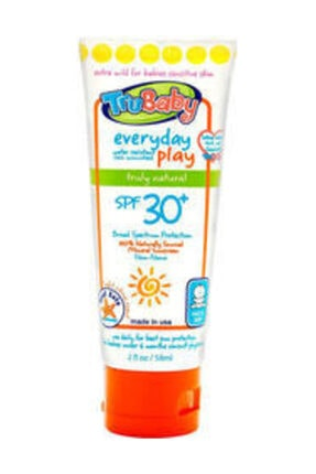 Trukid Trubaby Everyday Play Spf 30 Mineral Sunscreen 58 ml