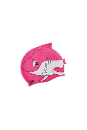 Lescon La-2217 Fuşya Silikon Bone Çocuk Köpekbalığı