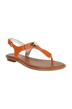 Michael Kors Plate Thong Kadın Sandalet Tangeri?ne 40u2mkfa1l