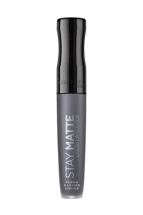 RIMMEL LONDON Ruj - Stay Matte Liquid Lipstick 850 Shadow 3614224429409