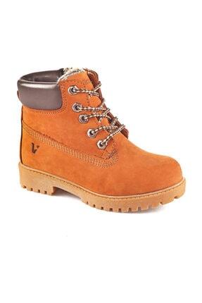 Vicco 916.V.417 PATIK DERI BOT Taba Unisex Çocuk Sneaker Ayakkabı 100530396
