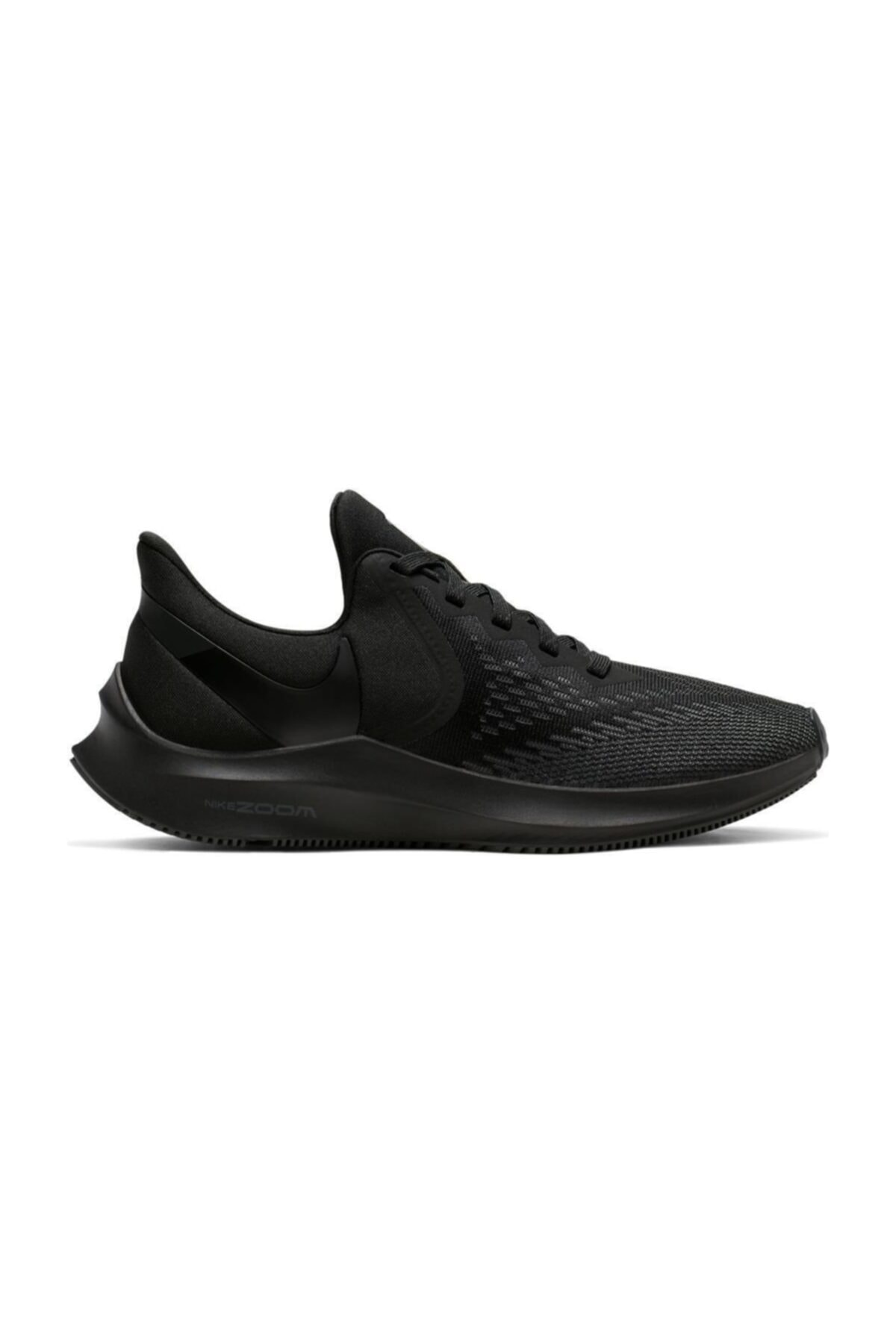Nike Zoom Wınflo 6 Aq8228-004 Kadın Spor Ayakkabı Siyah-38 1