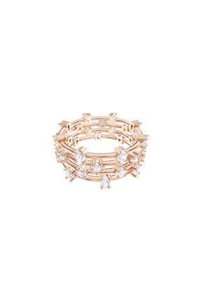 Swarovski Yüzük Moonsun Ring Stones Size 60 Czwh/ros 5486818