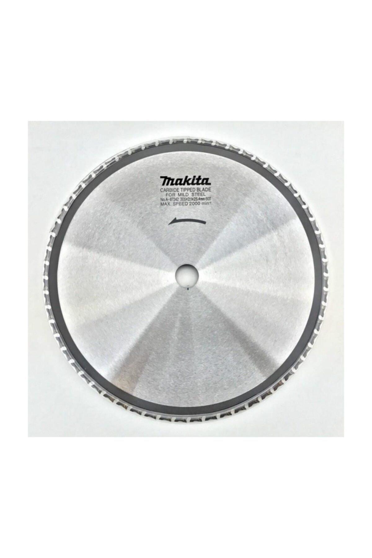 Makita A-87242 305*60 (demir Testere Ağzı) 1
