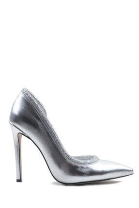 Buffalo Kadın Trendy Dıamond Topuklu Ayakkabı