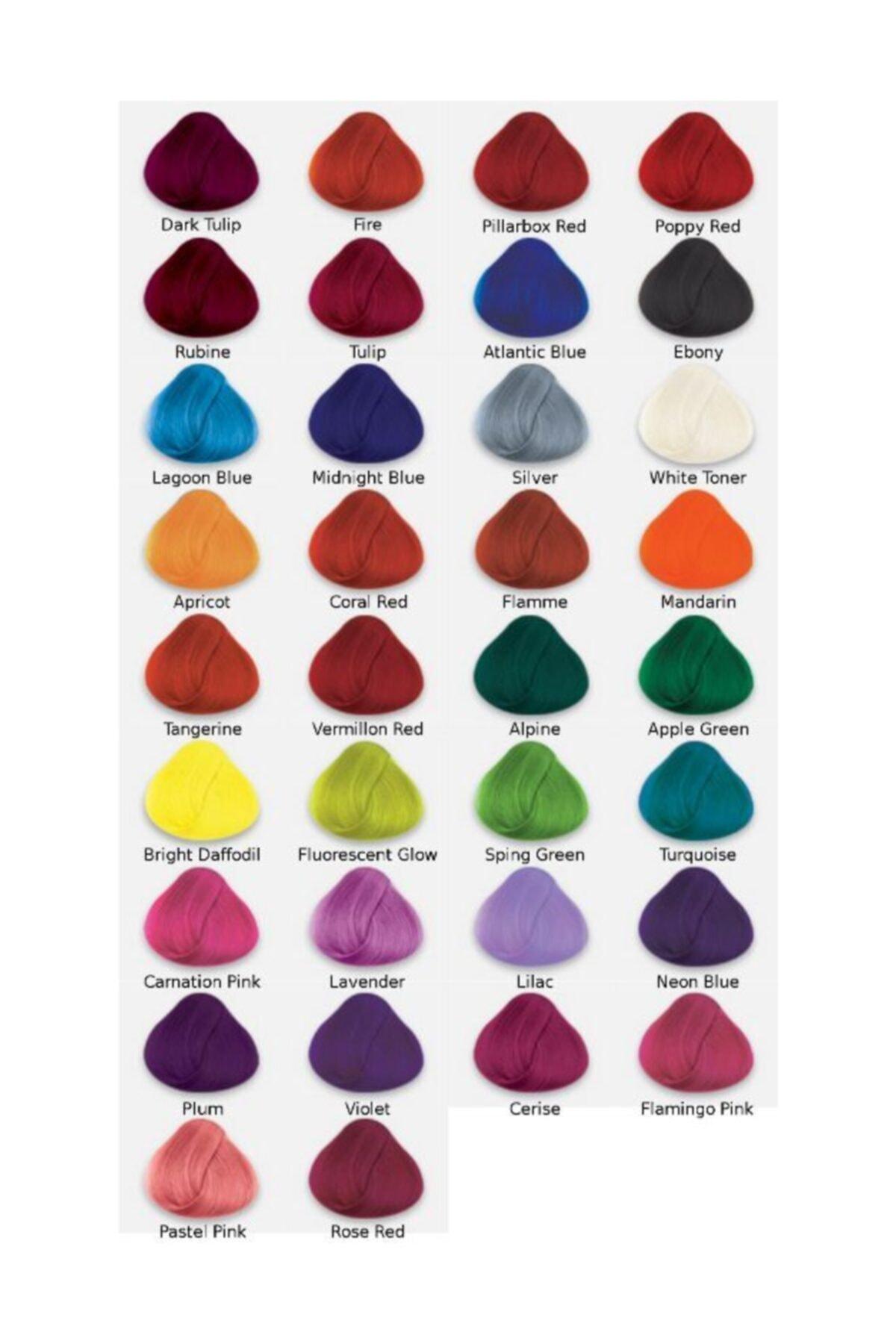 Köstebek La Riche Directions - Neon Blue Saç Boyası 88ml 2