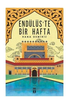 Timaş Yayınları Endülüste Bir Hafta