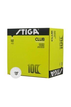 STIGA Stıga Poly Club 100'lü