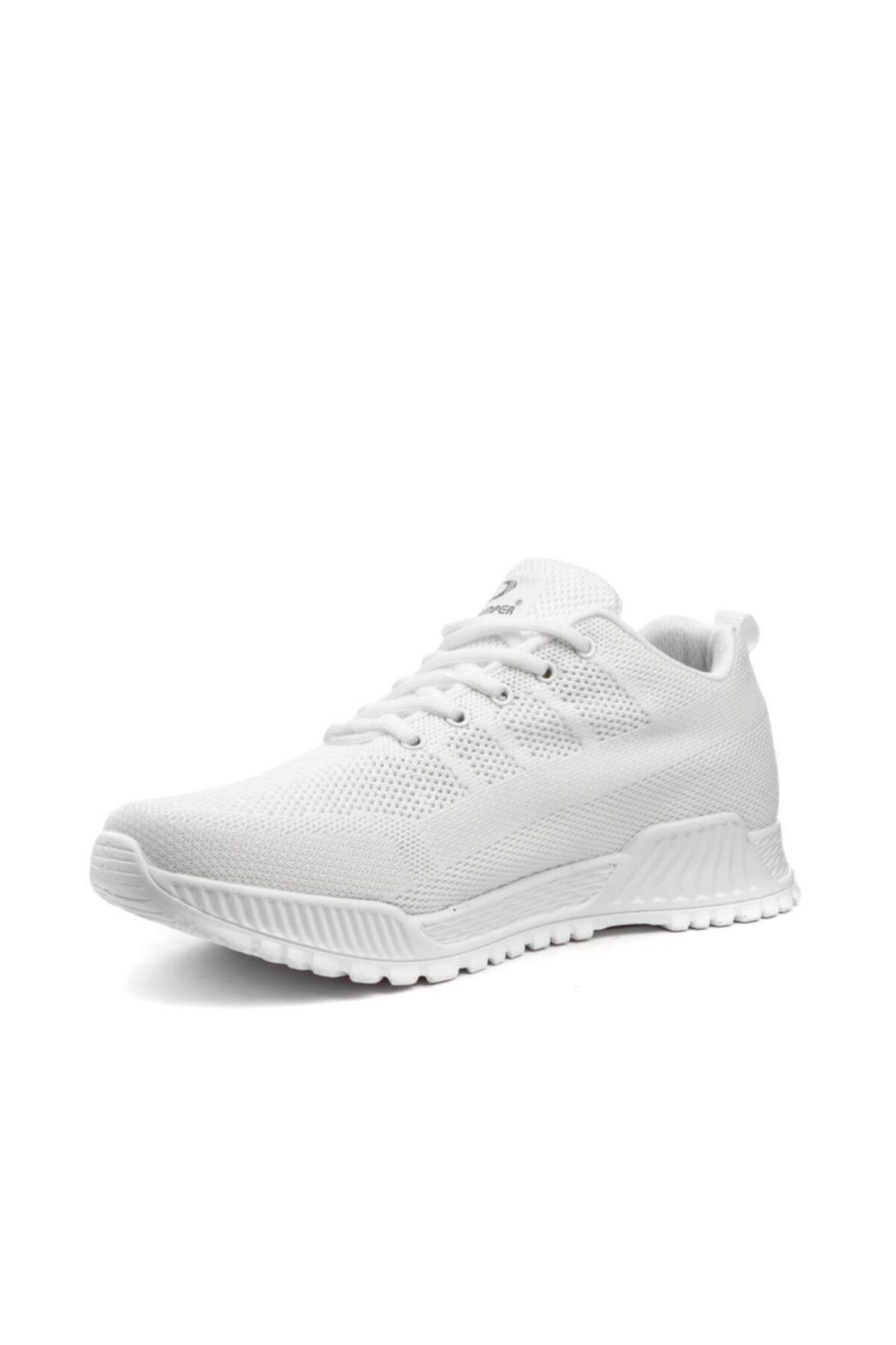 Marco Jamper Beyaz Erkek Spor Ayakkabı Günlük 2