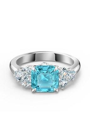 Swarovski Yüzük Sparkling-ring Aqua-rhs 60 5535598