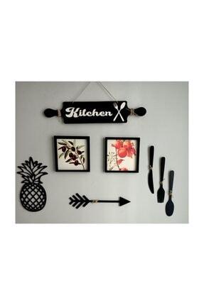 Kaya Hediyelik Mutfak Konsepti 8 Parça Özel Tasarım